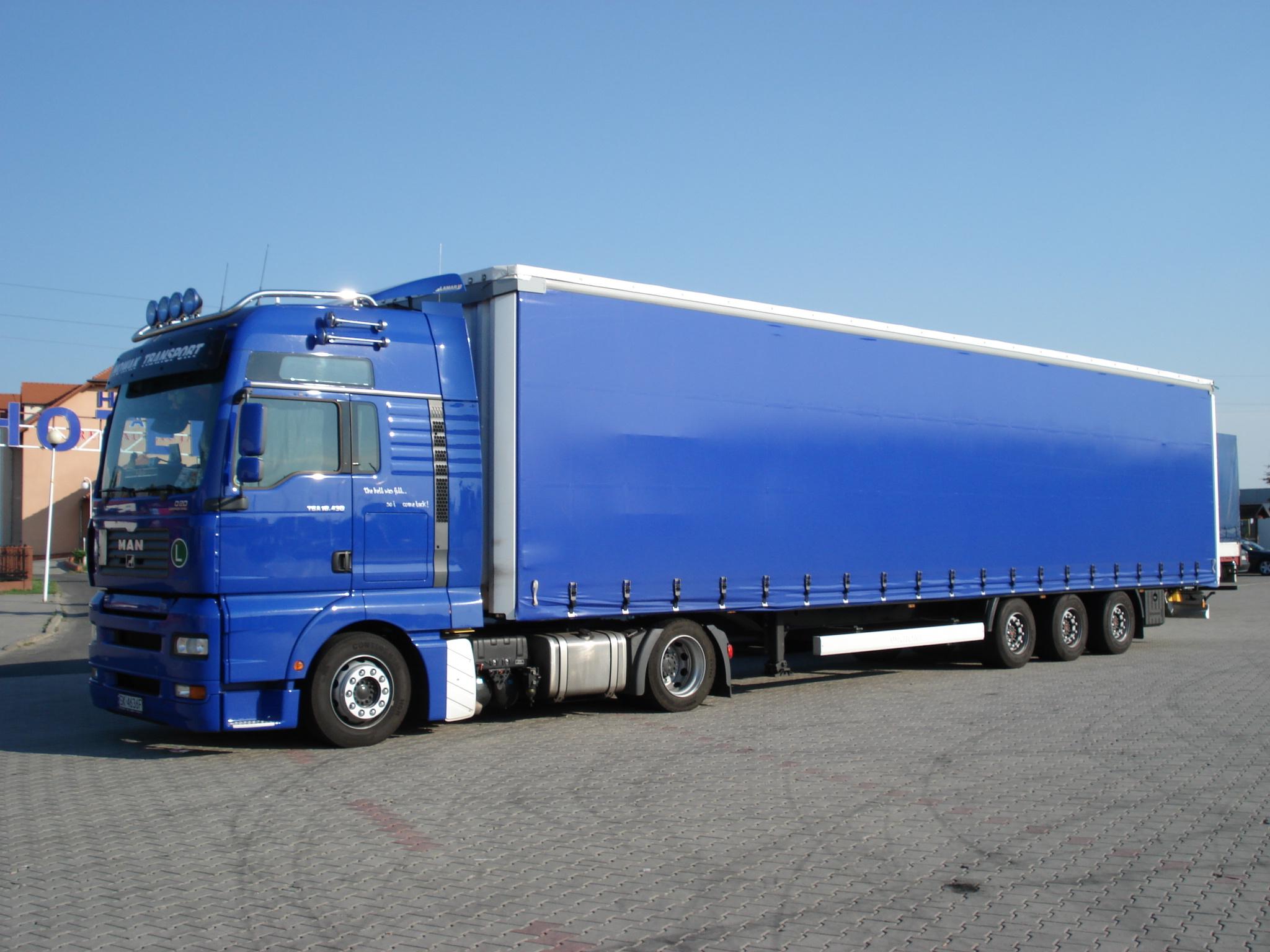 Ciągniki Siodłowe Galeria Strona Gł 243 Wna Amk Trucks